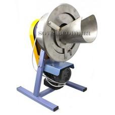 """Яблокорезка (овощерезка, корморезка) """"ЛАН-6Н"""", нержавеющая сталь, 140 Вт, 250 кг/ч"""