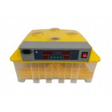 Инверторный автоматический инкубатор DZE-48/24 (48 куриных яиц)