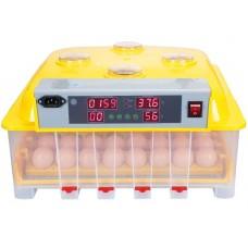 Инверторный автоматический инкубатор DZE-56 (56 куриных яиц)