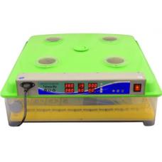 Инверторный автоматический инкубатор MS-98 (98 куриных яиц)