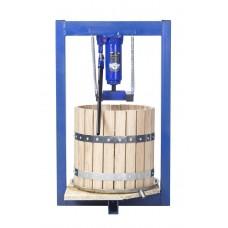 Гидравлический пресс для сока Triniti, 25 л с домкратом 5 тонн