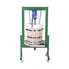 Гидравлический пресс для сока Triniti, 50 л с домкратом 10 тонн