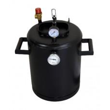 Автоклав бытовой ТРОЯН-16 (16 пол-литровых банок / 5 литровых)