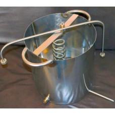 Дистиллятор (холодильник-змеевик) открытого типа